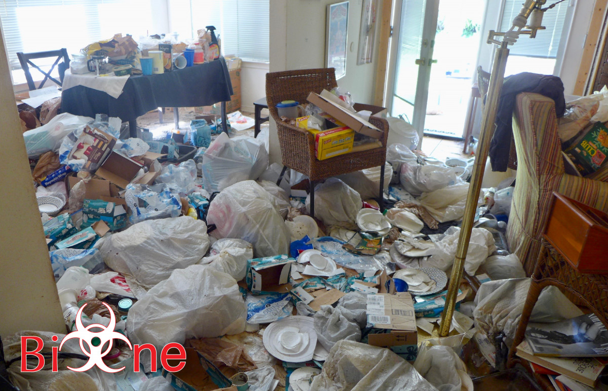 Hoarding and Safety Hazards: