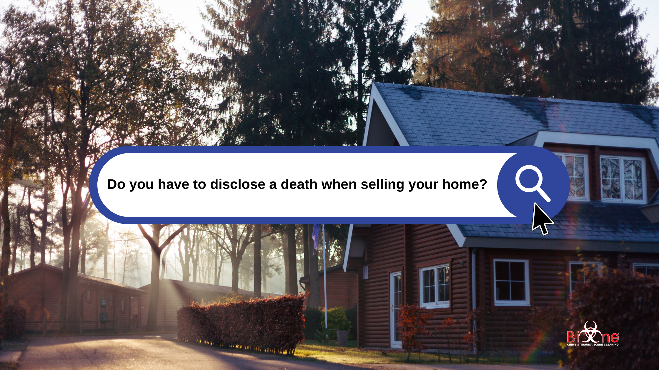 In California, Do you Have to Disclose a Death When Selling Your Home?